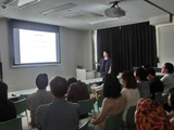 22nd June,2017 Speaker: Dr. Yoshikazu HAYASHI