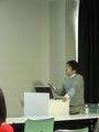 8th March, 2018 Speaker:Dr.Sanshiro HANADA