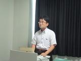 21st June, 2018 Speaker:Dr.Yuichiro Arima