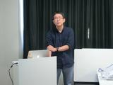 27th September, 2018 Speaker : Mr. Hiroki Nagai