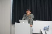 1st November, 2018 Speaker : Ms. Misaki Matsuo