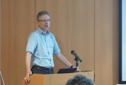 58th IRCMS Seminar 15 October,2019 Speaker:Marc H.G.P. Raaijmakers, M.D., Ph.D.
