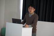 16th January, 2020 Speaker: Dr.Sanshiro Hanada