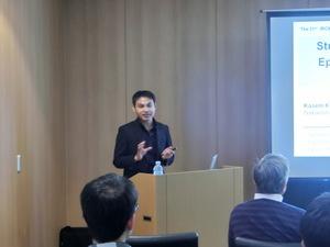 31st IRCMS seminarのサムネイル画像