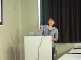 25th May, 2017 Speaker: Dr. Mariko MORII