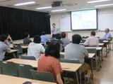 24th IRCMS Seminar June 7, 2017 Speaker: Tomohiko Tamura, M.D., Ph.D.