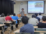 27th IRCMS Seminar June 27, 2017 Speaker: Dr.Masahiro Ono