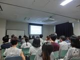 7th September, 2017 Speaker: Dr. Hiroo KATSUYA