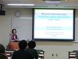 32nd IRCMS Seminar Dec 20, 2017 Speaker: Dr.Noriko Satake
