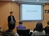 34th IRCMS Seminar Mar 19, 2018 Speaker: Jin-Sung Park, M.D., Ph.D.