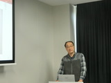 29th March, 2018 Speaker:Dr.Takamasa UENO