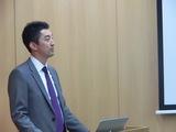 37th IRCMS Seminar Apr 23, 2018 Speaker: Visiting Assistant Prof. Dr. Koichi Takahashi