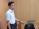 40th IRCMS Seminar 17 July, 2018 Speaker:Dr. Takayuki Hoshii