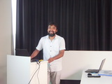 19th July, 2018 Speaker:Dr. Partho Protim ADHIKARY