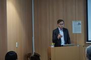 39th IRCMS Seminar 26 June, 2018 Speaker:Prof. Paul Frenette