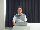 13th September, 2018 Speaker : Dr. Tomoyuki Uchihara