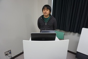 13th December, 2018 Speaker:Dr. Sanshiro HANADA