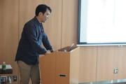 46th IRCMS Seminar 26 March, 2019 Speaker:Hisayuki Yao,M.D.,Ph.D.