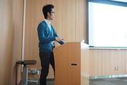 46th IRCMS Seminar 26 March, 2019 Speaker:Kentaro Hosokawa,Ph.D.