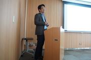 46th IRCMS Seminar 26 March,2019 Speaker:Fumio Arai,Ph.D.