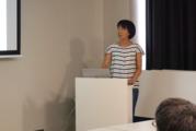 26th September, 2019 Speaker: Dr.Takako Yokomizo