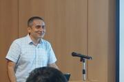 56th IRCMS Seminar 4 October,2019 Speaker:Cantas Alev, M.D., Ph.D.