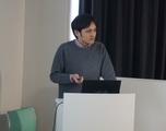12th December, 2019 Speaker: Dr.Toshihiro Yamada