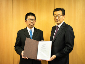 Awarded: Japan Research Foundation for Clinical Pharmacology